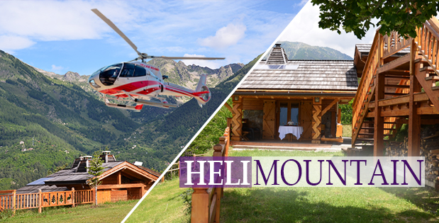 Heli Mountain - Héli Air Monaco